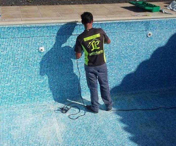 Construcción e impermeabilización de piscinas y jacuzzis: Impermeabilizaciones de Gran Canaria - Fuerteventura - Lanzarote