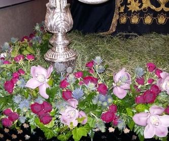 San Valentín: Servicios de Girasoles Arte Floral