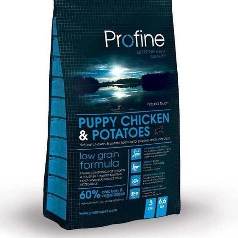 Profine Puppy Chicken & Patatoes: Productos y Servicios de Narval Mascotas