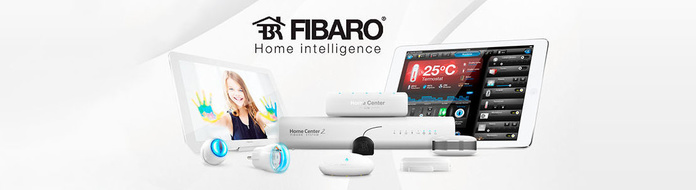 Fibaro. Home intelligence }}