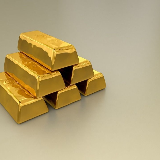 ¿Cómo se realiza la extracción del oro?