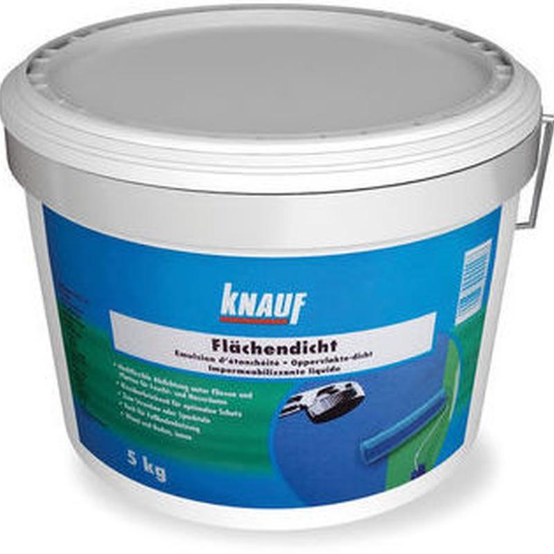 Knauf Imprimación Impermeable Flächendicht