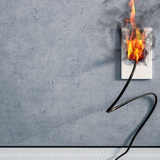 Cómo prevenir incendios en casa