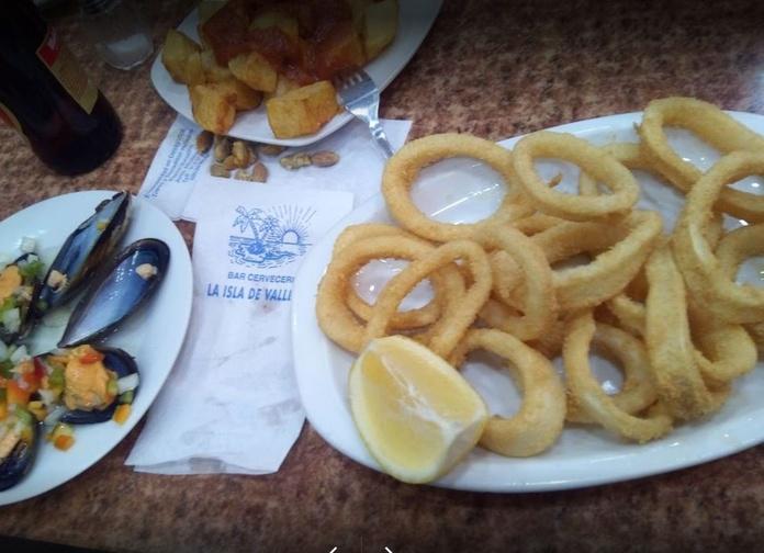 Raciones: Servicios de La Isla de Vallecas