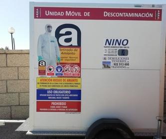 Proyectos de demolición: Servicios de Grupo Nino