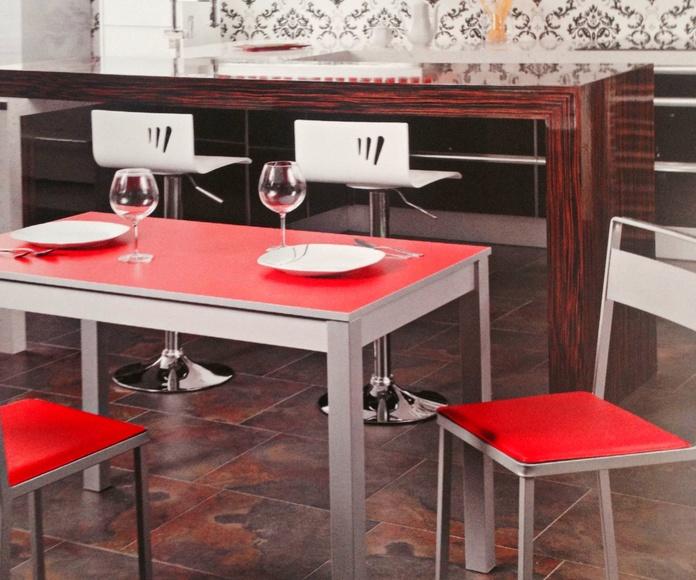 SI-CO - SILLAS,TABURETES Y MESAS DE COCINA: Pikolín de Colchones y Muebles Agustín Morro