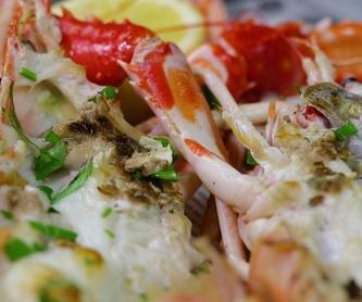 Restaurante Salamanca: Menús restaurantes de Grupo Silvestre