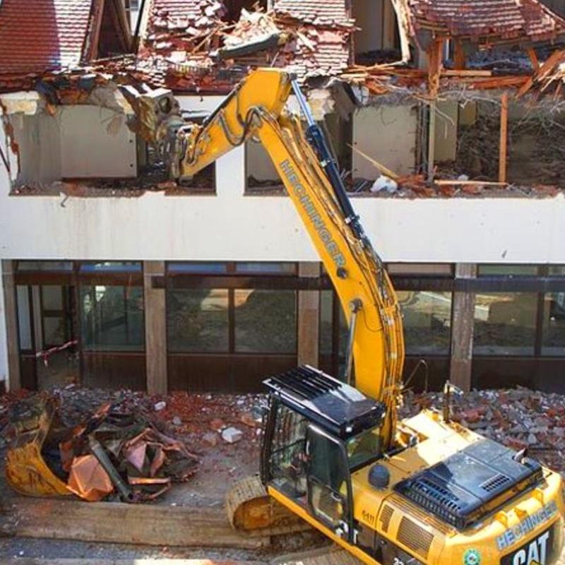 Demoliciones: SERVICIOS de Ani Construcciones