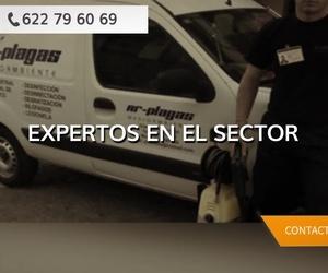 Control de plagas en Granada | AR-Plagas