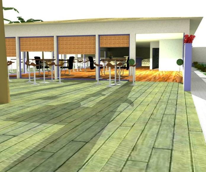 Proyectos: Servicios de OBRAS GRUPO INGETURA S.L.