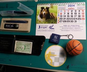 Agendas día / página: Catálogo de Imprenta Jaspe