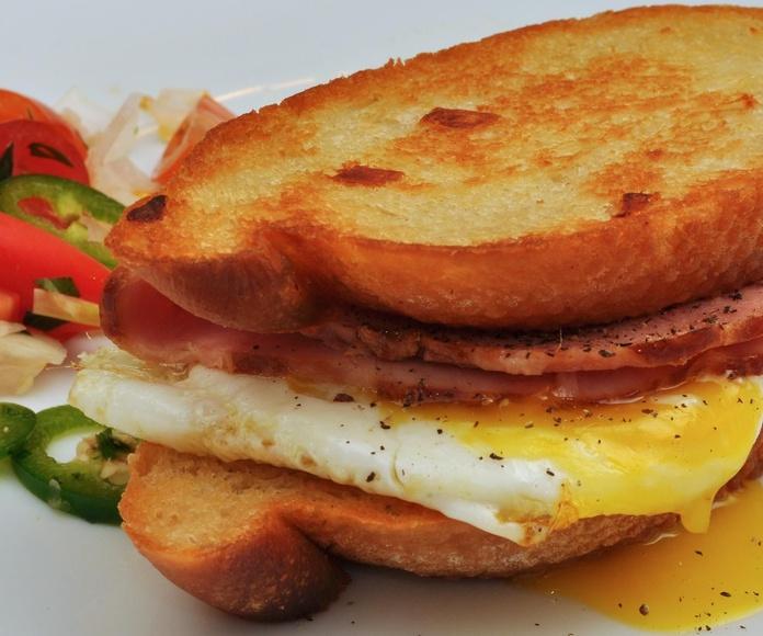 Snack et sandwiches: Services de Mirador de La Cruz de Hilda
