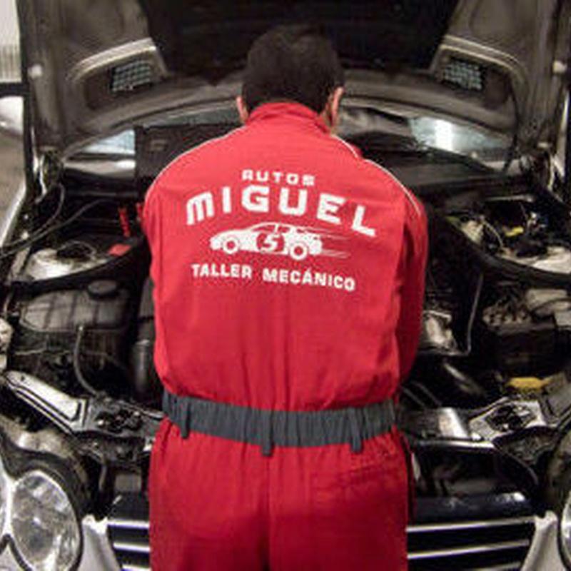 Coche de cortesía: Servicios de Autos - Miguel