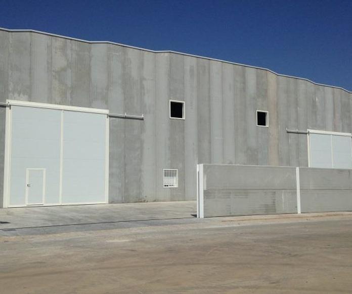 Venta o alquiler de naves industriales: Inmuebles de Inmobiliaria Minerva
