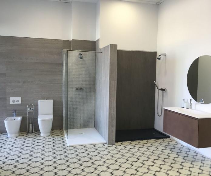Venta mamparas de baño: Productos y Servicios  de Reformas Tarazona