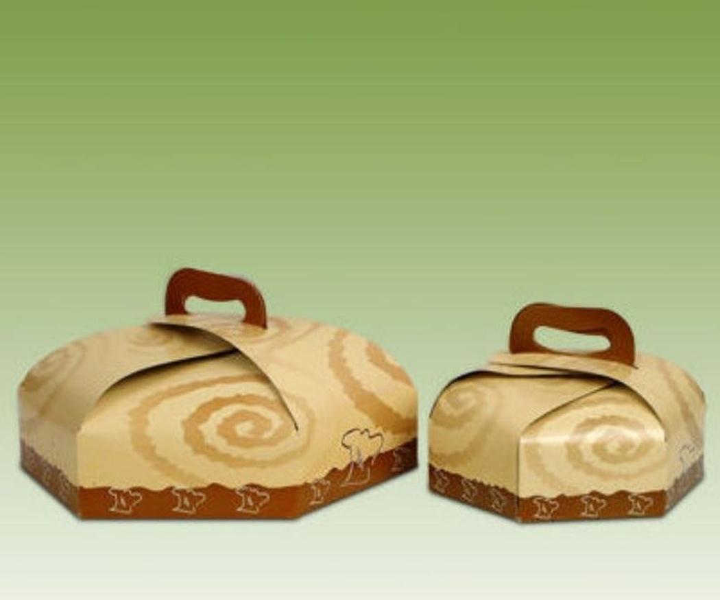 Ventajas de las cajas de cartón para pastelería