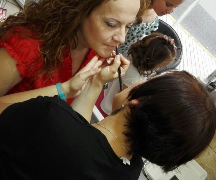 Maquillaje: Productos y servicios de Antonio Peluquero