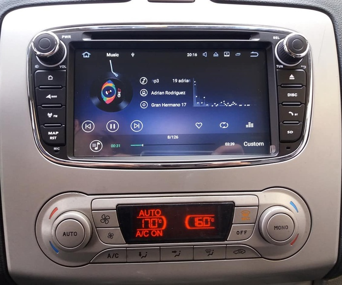 Equipos de sonido: Servicios de Caviauto Car Audio