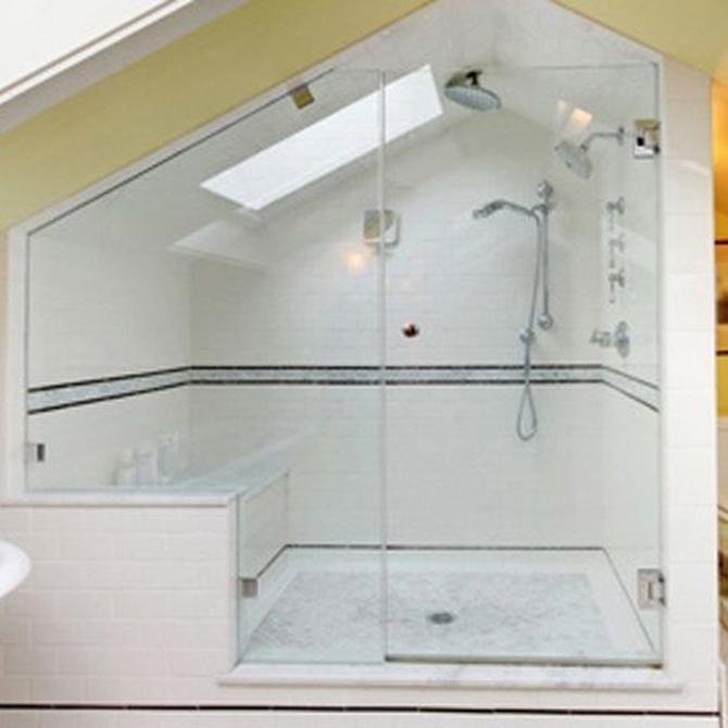 Elegir mamparas para la ducha