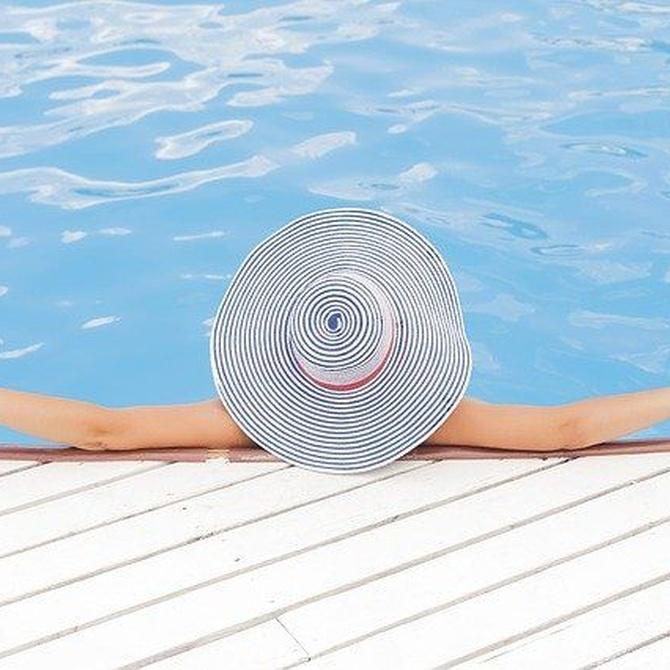 Las piscinas, un punto de socialización
