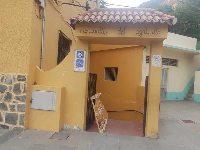 Rehabilitación Mercado Vallehermoso
