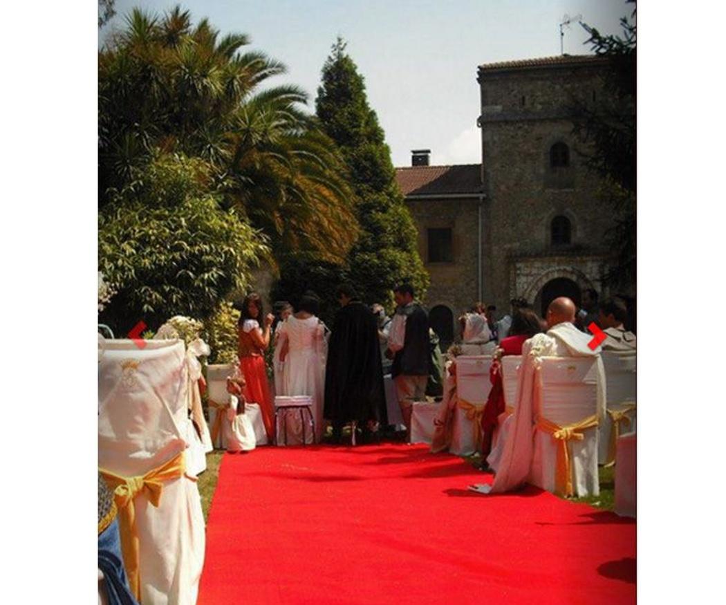 Ventajas de celebrar boda y banquete en el mismo sitio