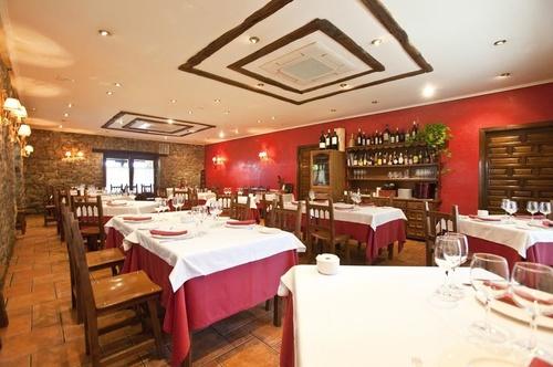 Restaurante para eventos y comidas de empresa junto a Bilbao