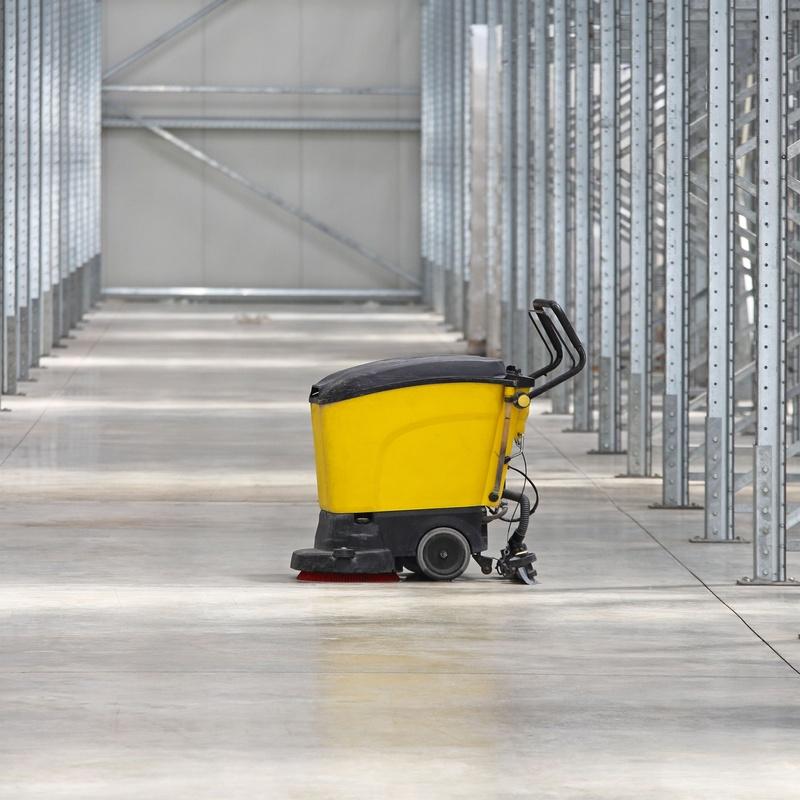 Abrillantado de suelos: Servicios  de Limpiezas Ciudad Encantada, S.L.