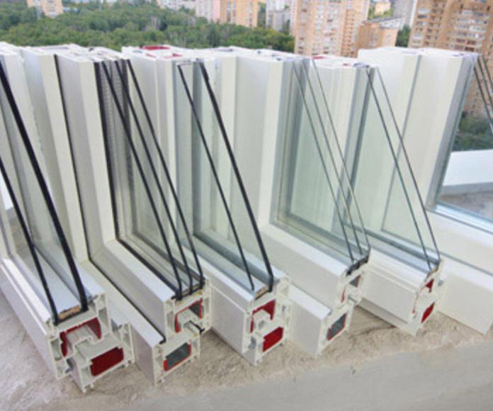 Ventanas de hierro y aluminio: Productos de Metálicas Moreno