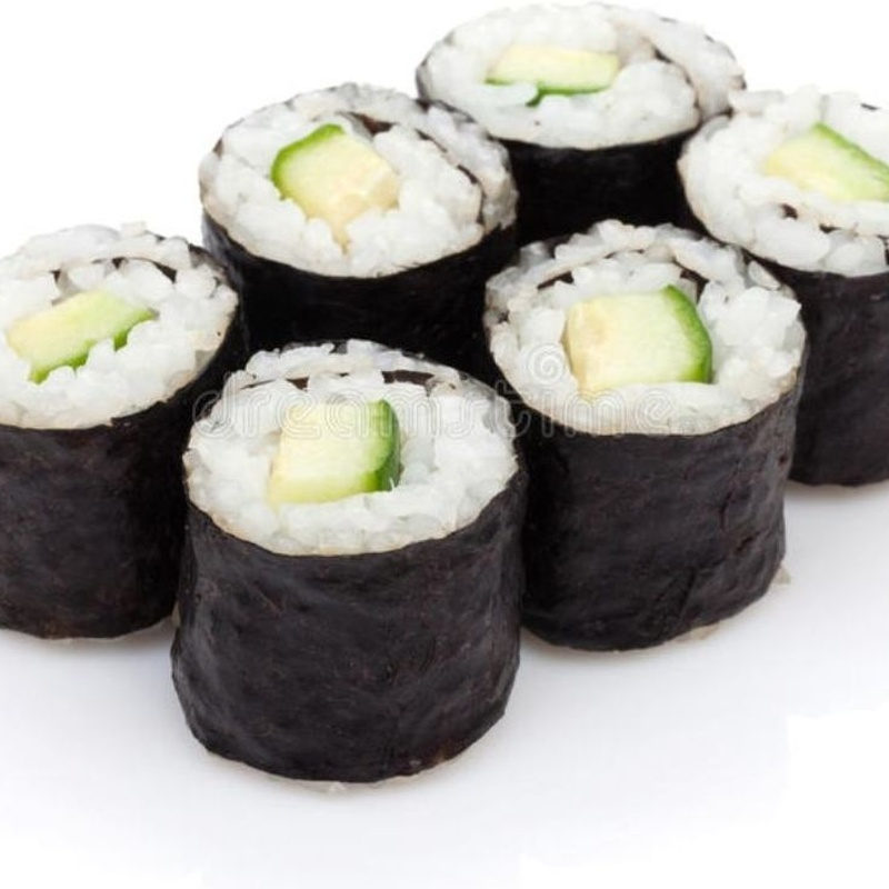 109.MAKI DE PEPINO 6 Piezas: Carta y menús de Yoshino