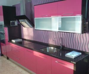 El 13 Rivas, muebles de cocina