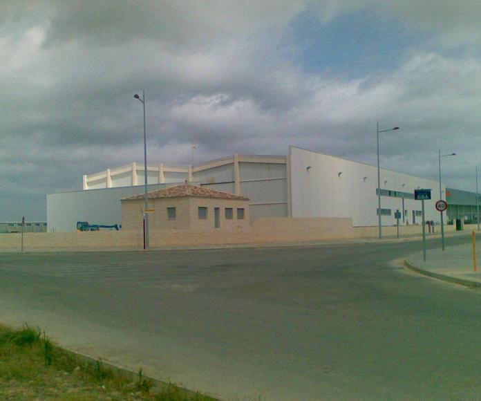 MATADERO AVES ALGEMESI