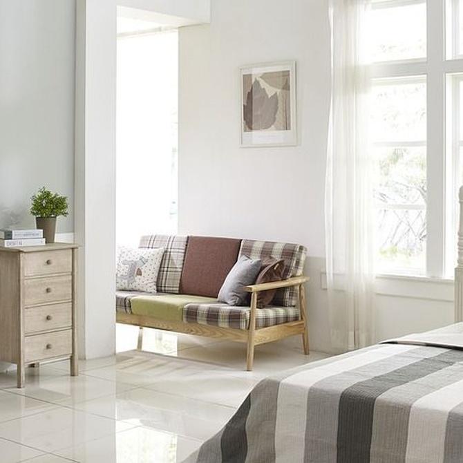 Ventajas de utilizar colores  claros en las paredes de tu hogar