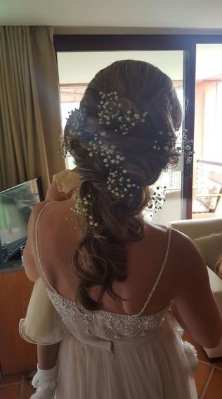 Peluquería y maquillaje para novias Toledo