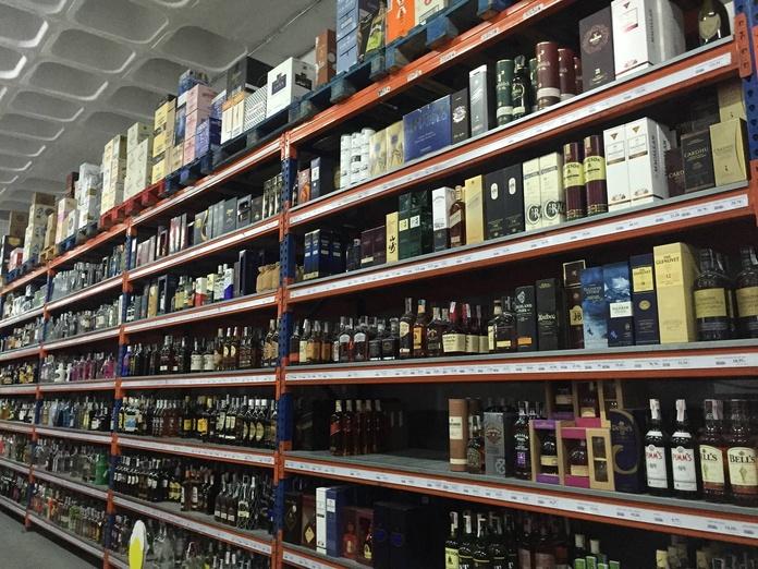 Bebidas: Productos de Correa & Davi