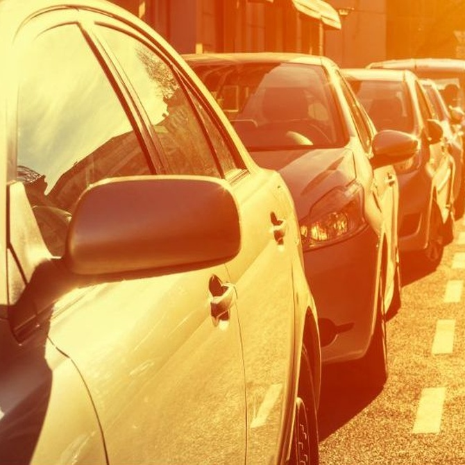 Los efectos nocivos del sol sobre la pintura de tu coche
