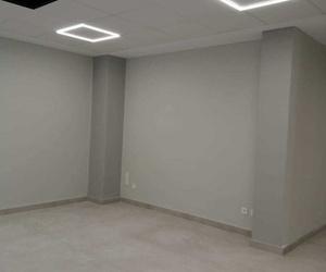 Trabajos de iluminación oficina
