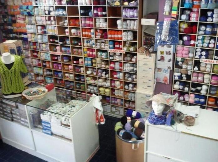 tienda de lanas en Villaverde Alto