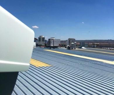 Instalar vídeo vigilancia en naves