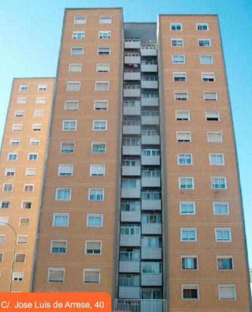 Empresas de rehabilitación de edificios en el centro de Madrid | Elax Rehabilitación