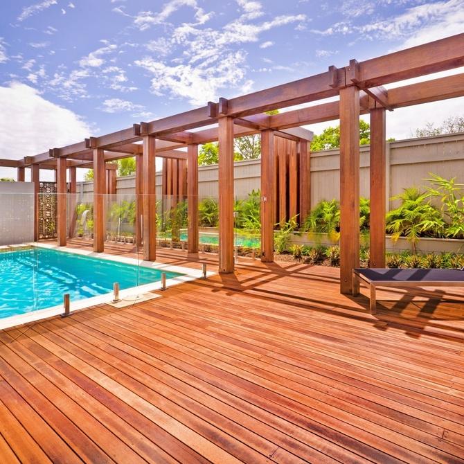 Qué calor... ¡hagamos una piscina!