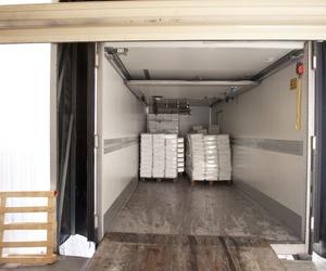 Transporte de mercancías perecederas
