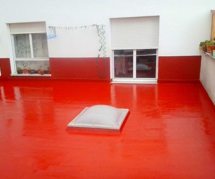 impermeabilizacion de terrazas oviedo