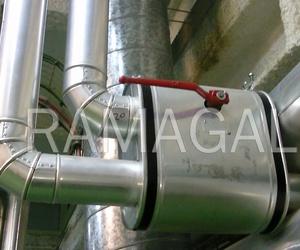 Venta de chapa de aluminio y pvc para calorifugados