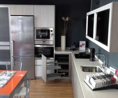 Oferta de liquidación de muebles de cocina