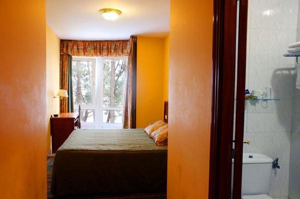 Habitaciones : Servicios Hotel Cabio de Hotel Cabio