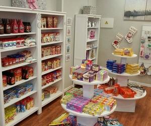 Tienda de productos americanos en Fuencarral, Madrid
