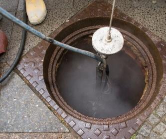 Limpieza de tuberías: Servicios de Selan Desatascos