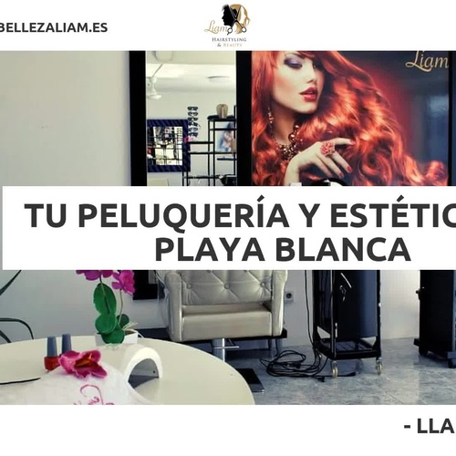 Beauty salons en  | Beauty Salon Liam