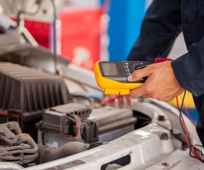 Electricidad del automóvil: Servicios de Cega Motor